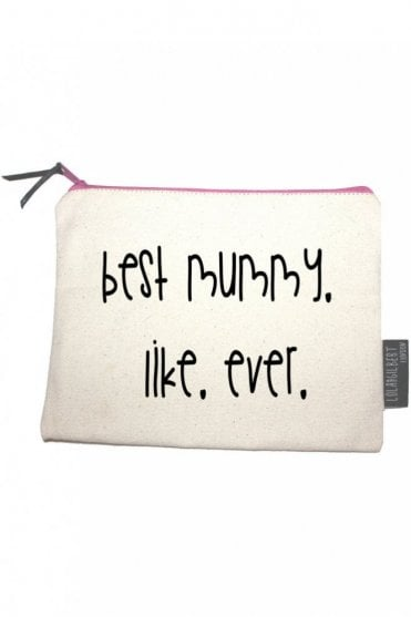 Best Mummy Like Ever Medium Pouch