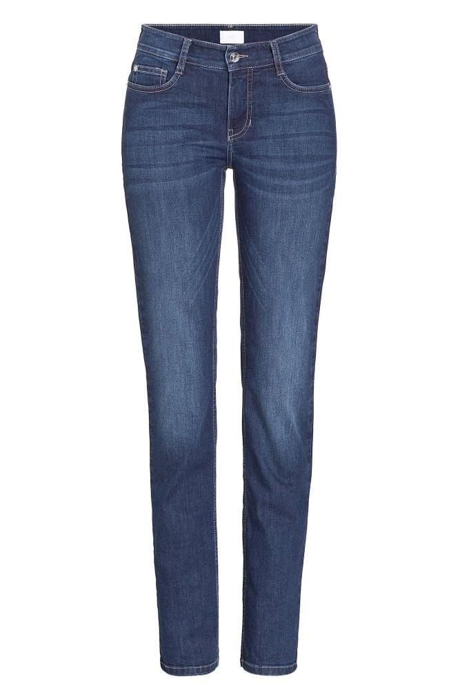mac angela slim fit jeans in new basic wash at sue parkinson. Black Bedroom Furniture Sets. Home Design Ideas