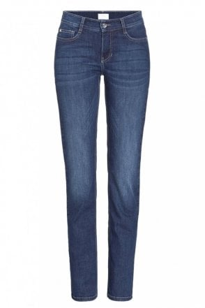 Angela Slim Fit Jeans in New Basic Wash