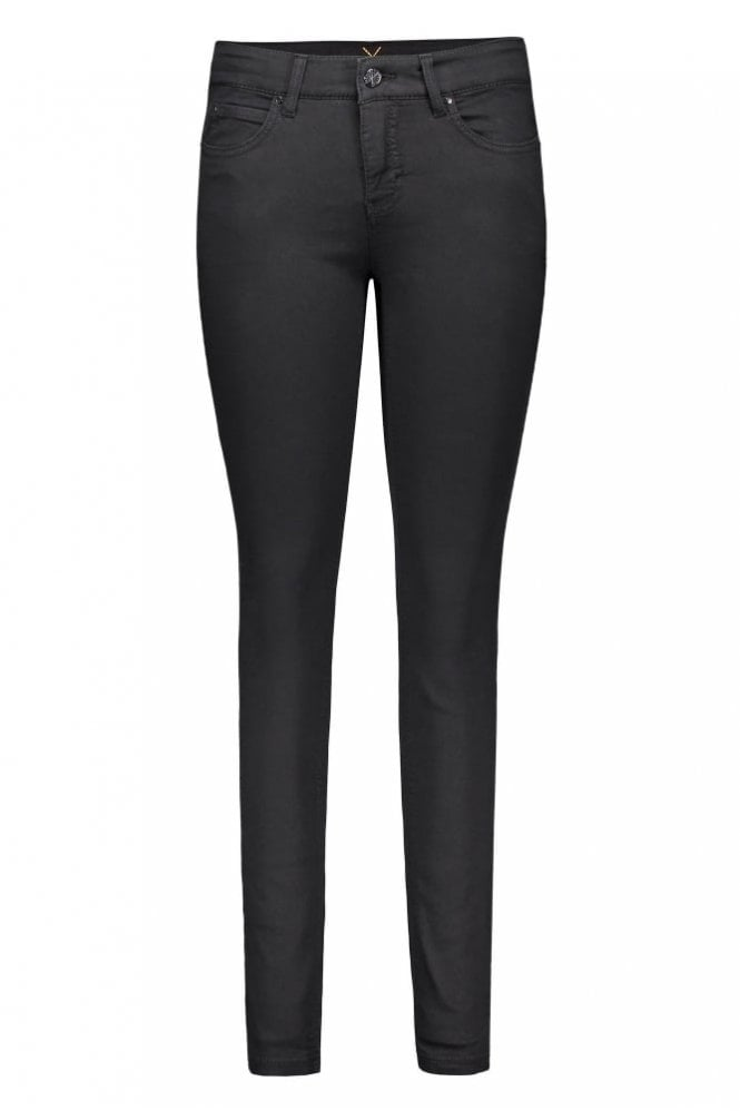 Mac Dream Skinny Jeans in Black