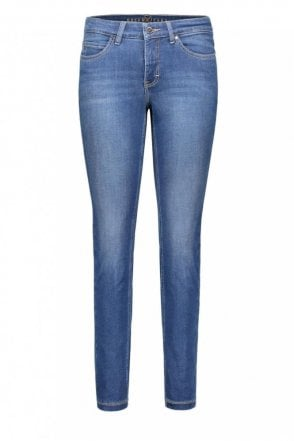 Dream Skinny Jeans in Mid Blue Authentic Wash