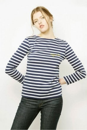 Crazy In Love Marinière Long Sleeve Tee