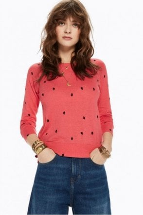 All-Over Printed Pullover in Combo C