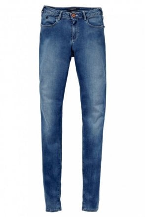 Le Voyage Incredible You Jean in Denim Blue