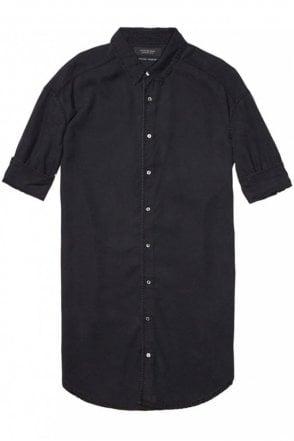 Long Tencel Shirt