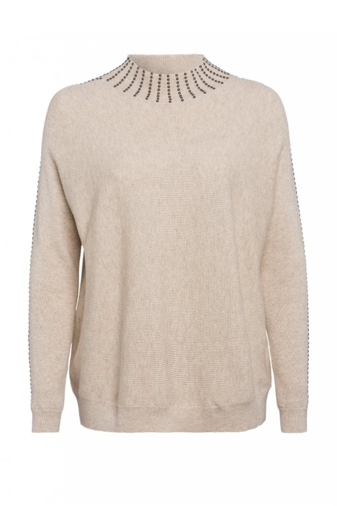 Marc Aurel Embellished Knit