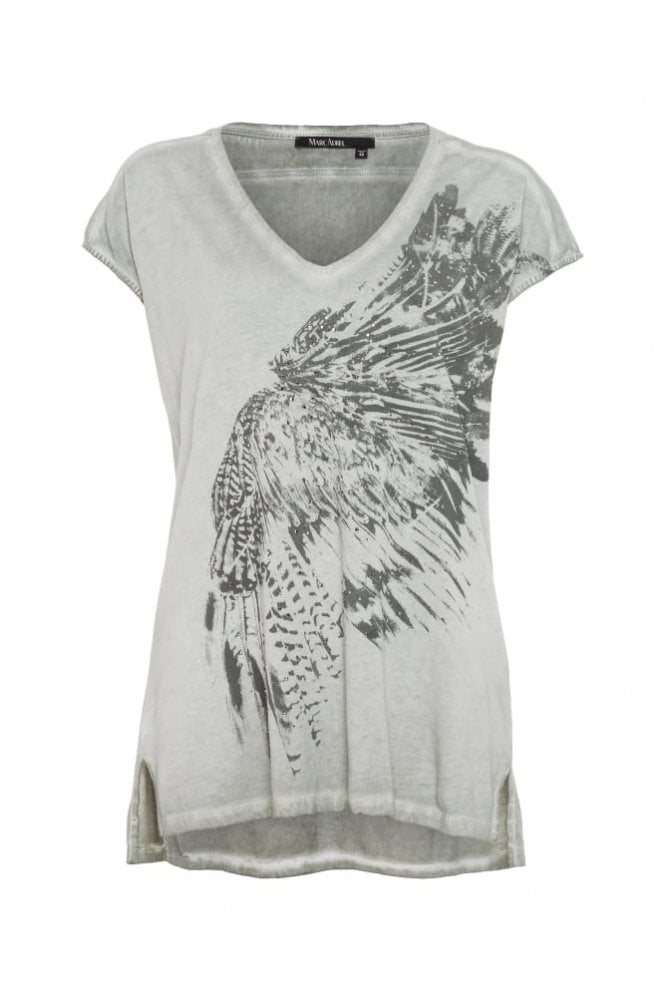 Marc Aurel Printed Tee