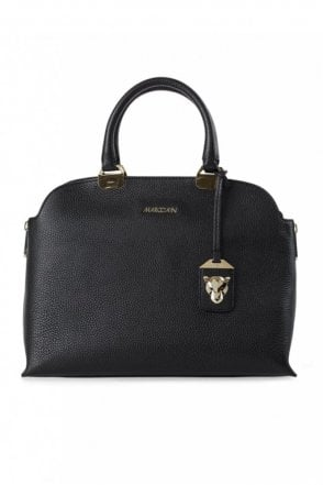Handbag in a Luxurious Design in Black