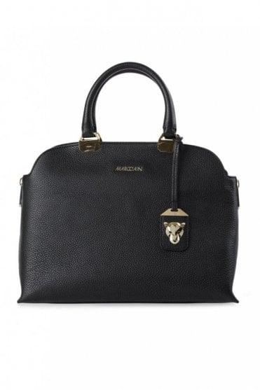 Handbag in a Luxurious Design in Black
