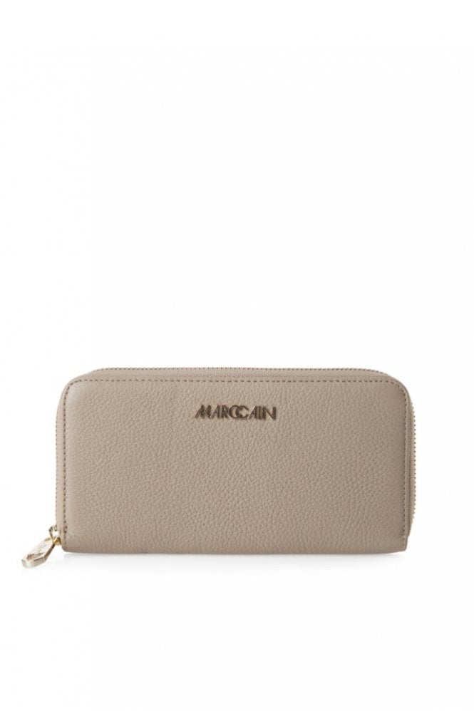 Marc Cain Purse Made From Calf Leather in Kangaroo