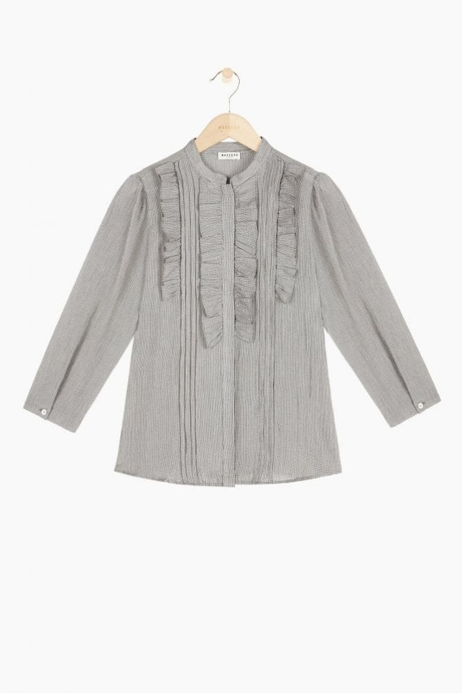 Masscob Bertrand Shirt in Grey