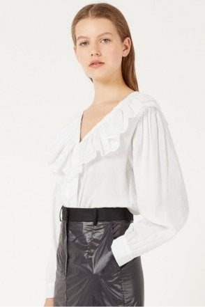 Herman Blouse in Off White