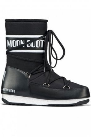 We Sport Mid Winter Boot in Black