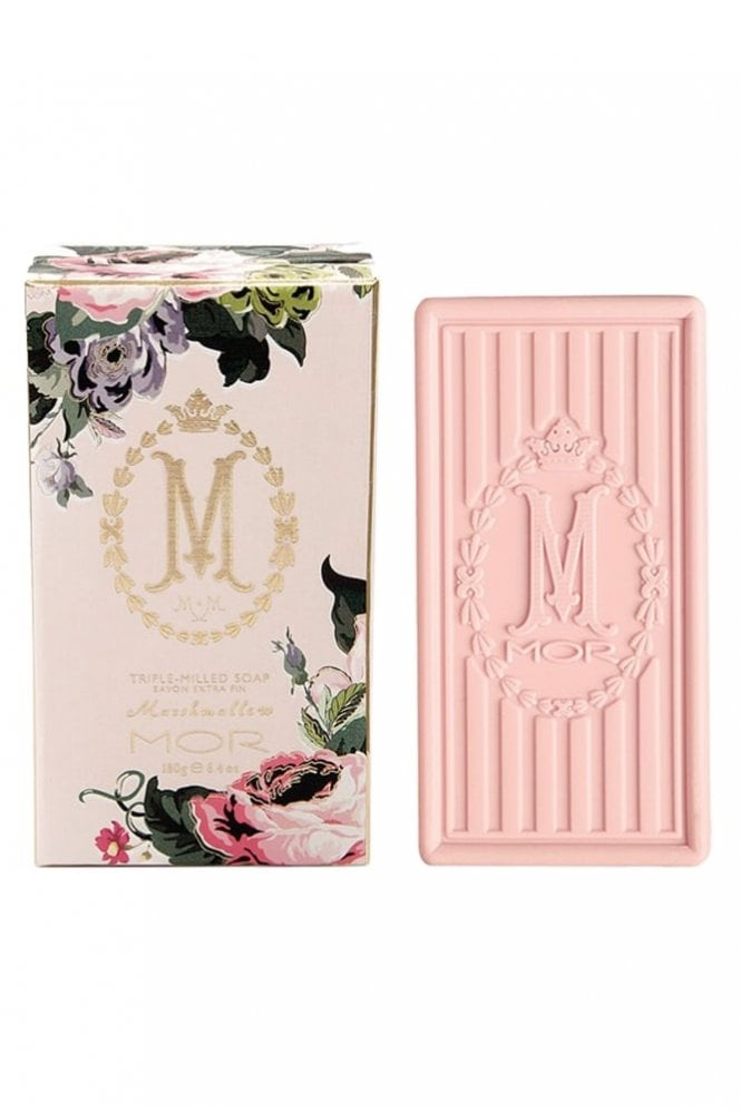 MOR Marshmallow Boxed Triple-Milled Soap