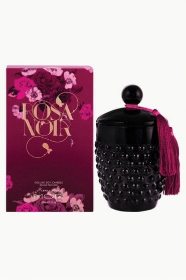 Rosa Noir Deluxe Soy Candle