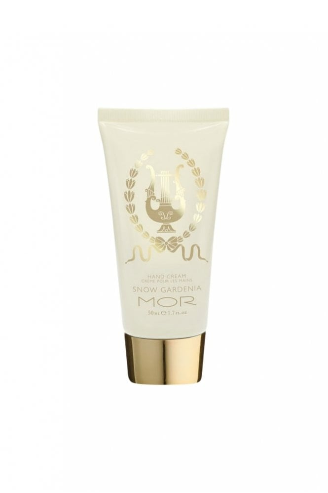 MOR Snow Gardenia Hand Cream