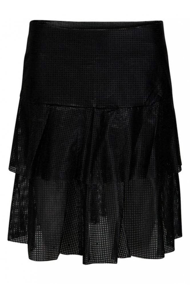 Munthe Emerald Skirt in Black