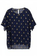 Munthe Jamais T-Shirt in Indigo