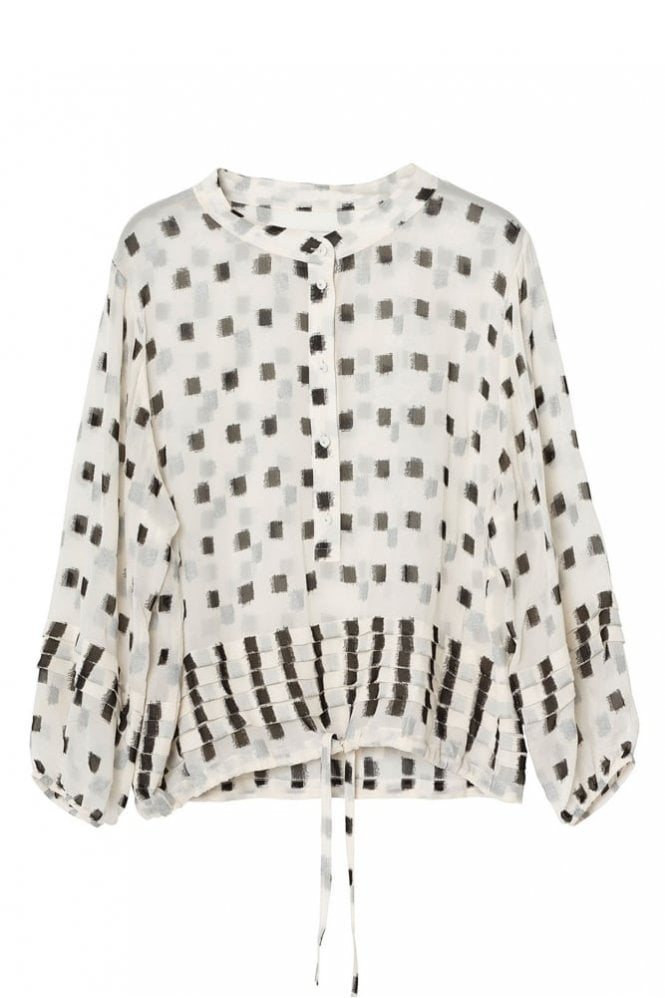 Munthe Julie Ivory Chiffon Shirt