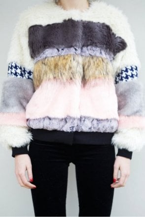 Kennedy Faux Fur Jacket