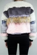 Munthe Kennedy Faux Fur Jacket