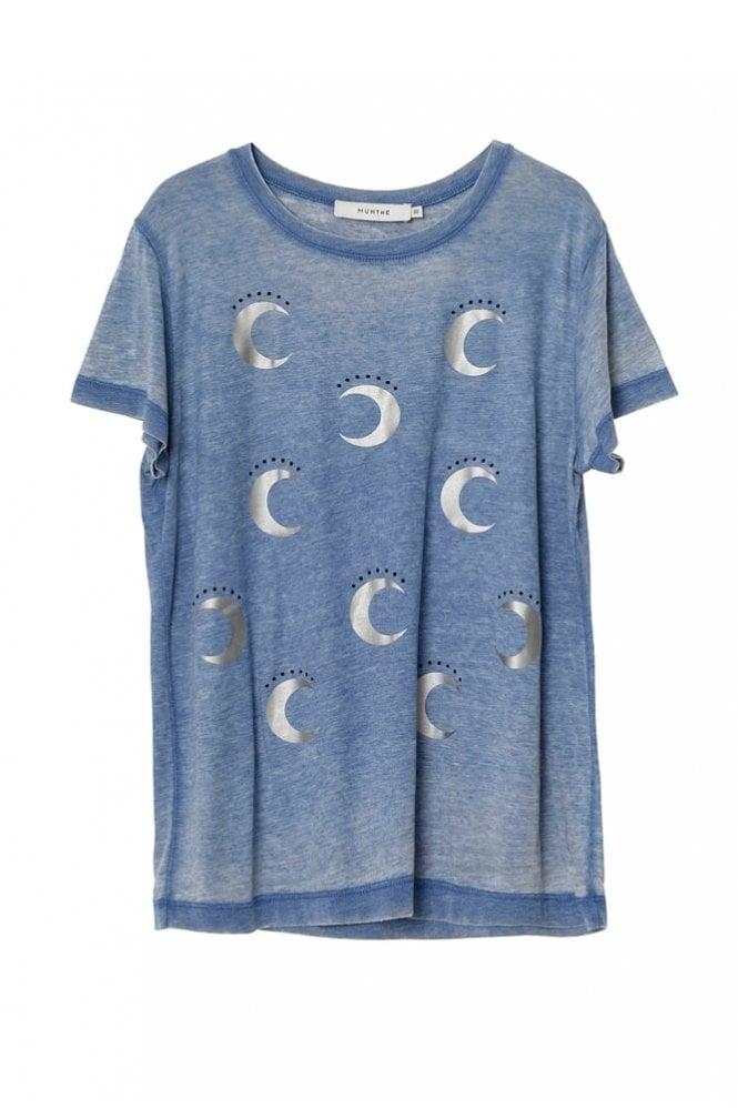 Munthe Korey T-Shirt in Blue
