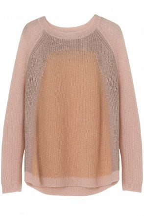Lau Sweater in Rose