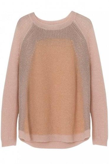 Lau Sweater in Rose