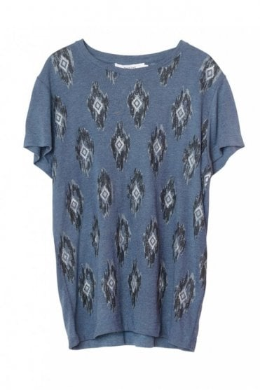 Mabel T-shirt in Blue