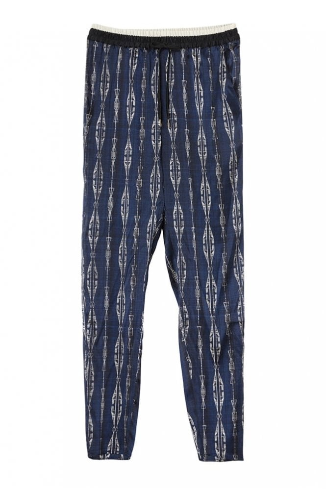 Munthe Martinez Trousers in Indigo