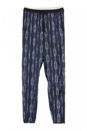 Martinez Trousers in Indigo