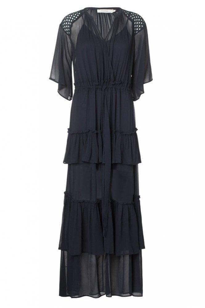 Munthe Personality Dress in indigo