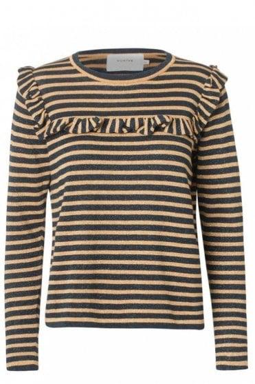 Providence Sweater in Indigo