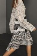 Munthe Tassel Skirt in Sand