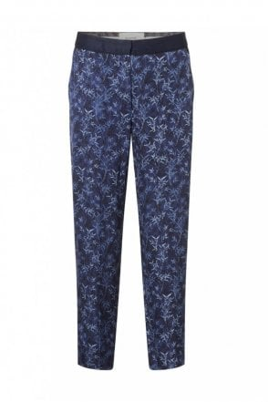 Tea Trousers in Indigo