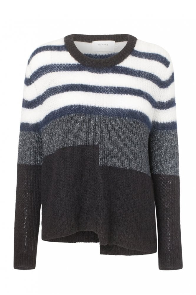 Munthe Tula Sweater in Navy