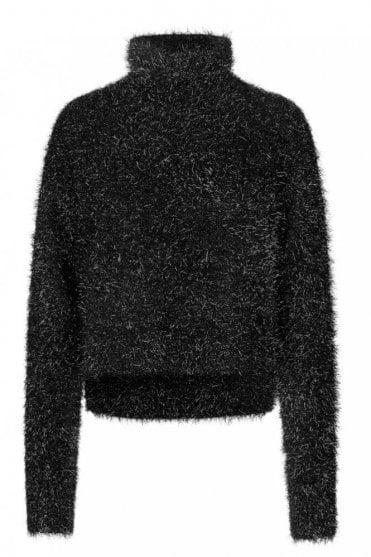 Vanessa Sweater in Black
