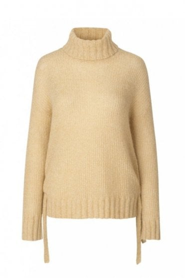 Villum Sweater in Yellow