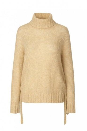 Villum Sweater in Yellow