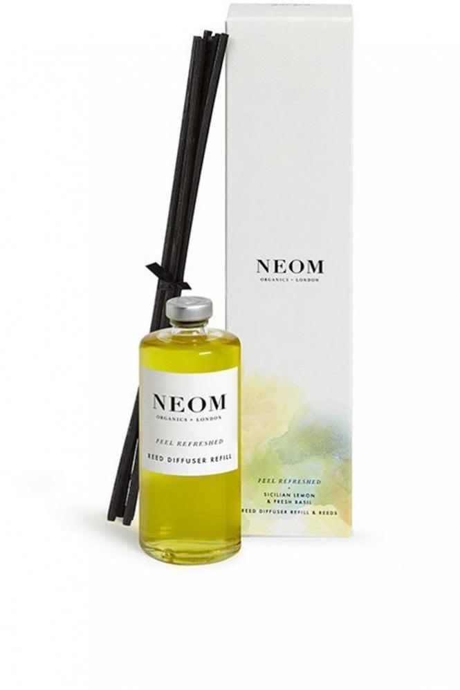 Neom Organics London Feel Refreshed Organic Reed Diffuser Refill 100ml