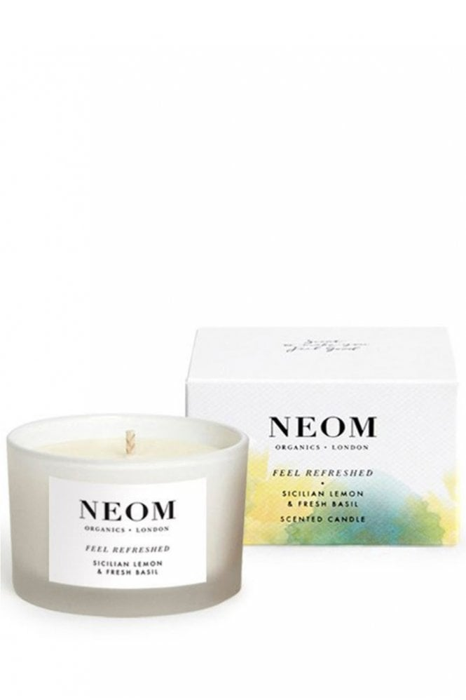Neom Organics London Feel Refreshed Travel Candle