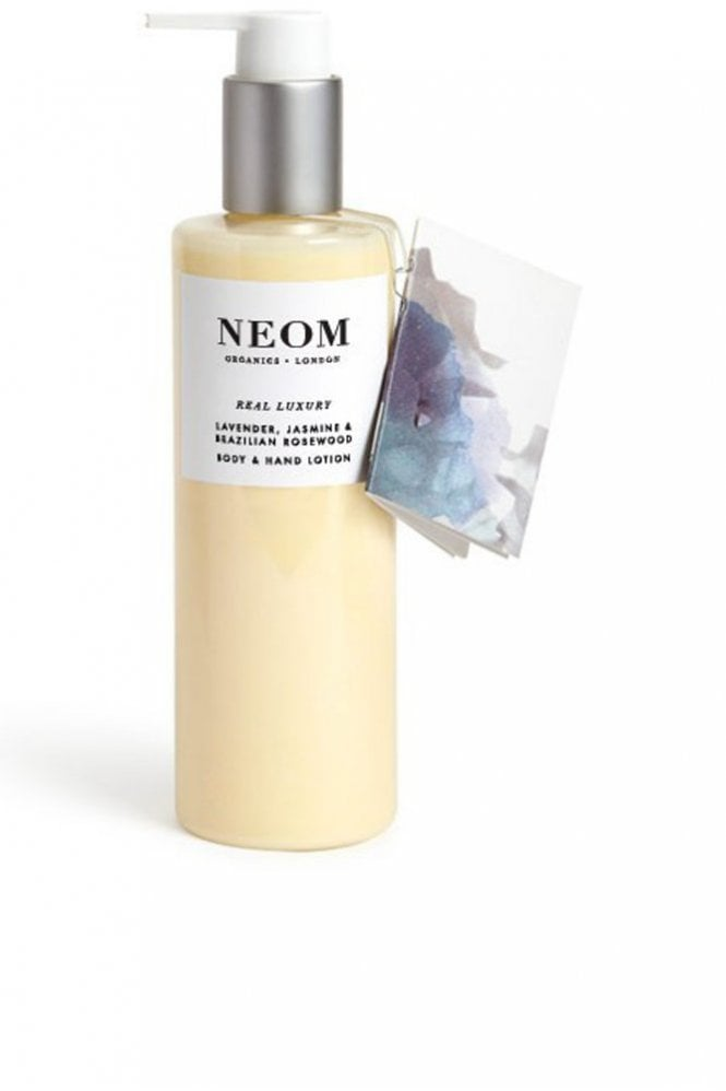 Neom Organics London Real Luxury Body and Hand Lotion 250ml