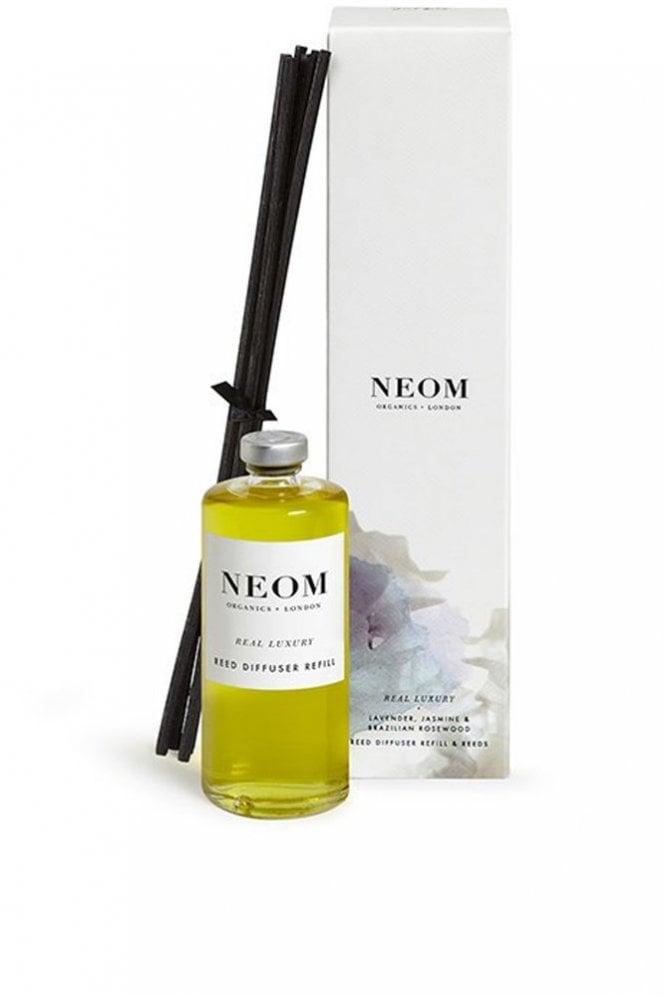 Neom Organics London Real Luxury Organic Reed Diffuser Refill 100ml