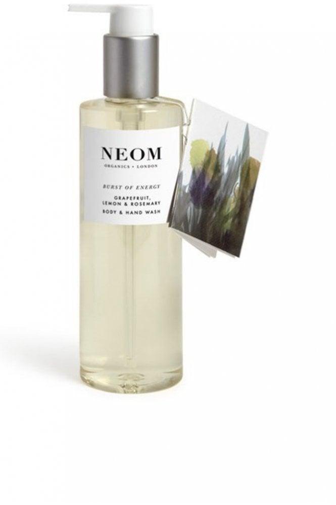 Neom Organics London Burst of Energy Body & Hand Wash