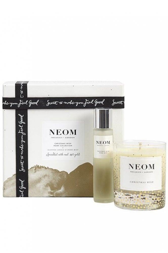 Neom Organics London Christmas Wish Home Collection