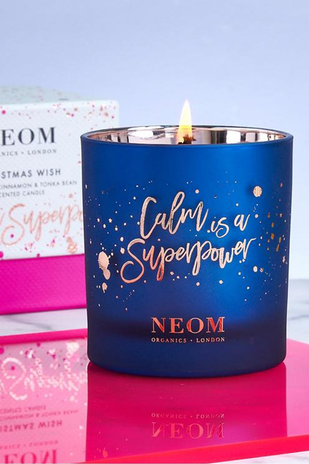 Neom Organics London Christmas Wish Scented Candle At Sue Parkinson