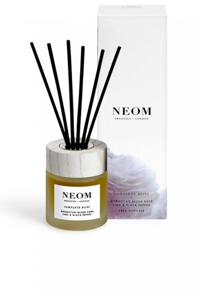 Neom Organics London Complete Bliss Organic Reed Diffuser 100ml