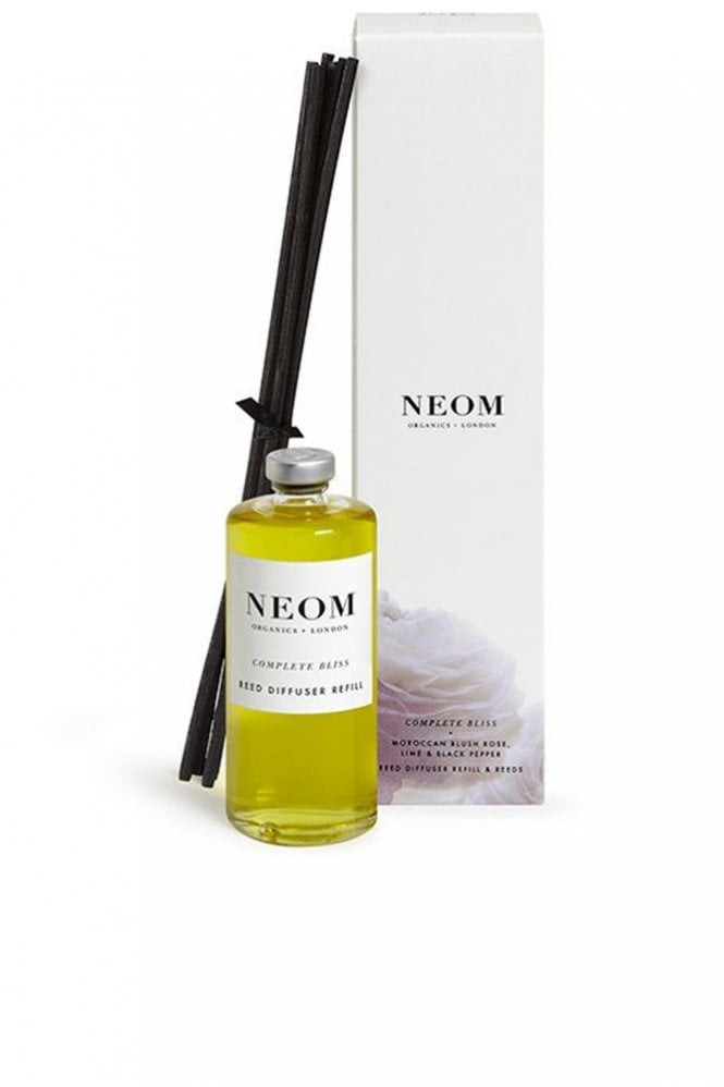 Neom Organics London Complete Bliss Organic Room Diffuser Refill 100ml
