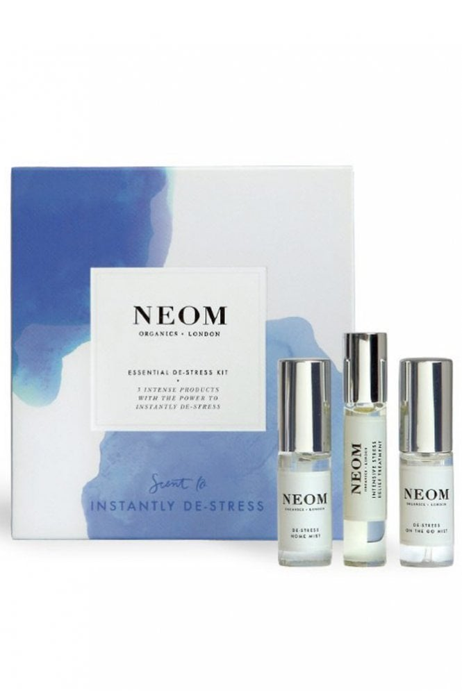 Neom Organics London Essential De-Stress Kit