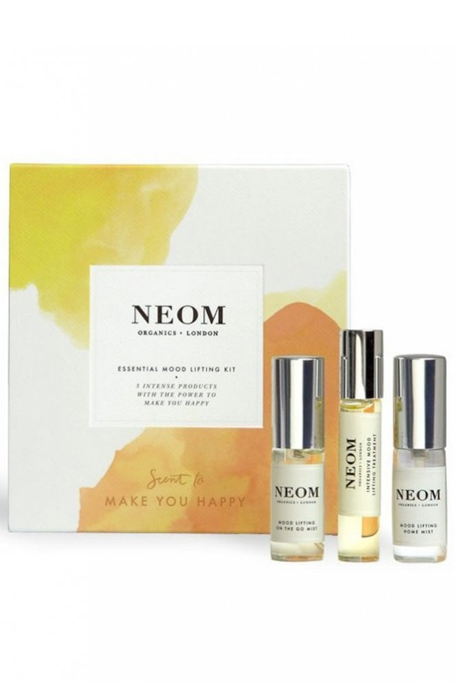 Neom Organics London Essential Mood Lifting Kit